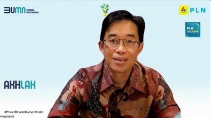 Direktur Utama Perusahaan Listrik Negara (PLN), Zulkifli Zaini.
