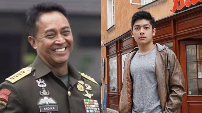 Diam-diam Bakal Jadi Idola Kaum Hawa, Sosok Keponakan Jenderal Andika Ini Tak Kalah Mempesona!