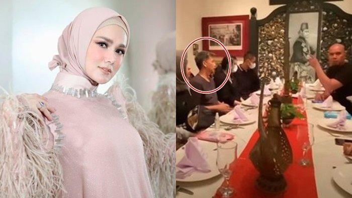 Satu Meja dengan Mantan Mulan Jameela, Ekspresi Ahmad Dhani ke Harry Nugraha Jadi Sorotan: Demi Anak