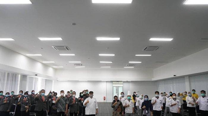 Program Studi Seni Kuliner, Poltekpar Palembang Adakan Power Talk Food Art Design