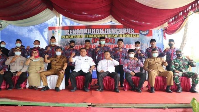PPDI Kecamatan Tanjung Lago Banyuasin Dikukuhkan, Ini Tugas PPDI di Setiap Kecamatan Hingga 2026