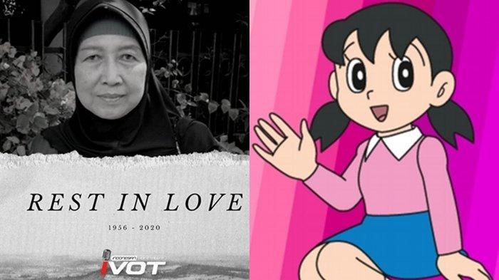 Dubber Pertama Pengisi Suara 'Shizuka' Serial Film Anak Doraemon Tutup Usia, Mantan Penyiar RRI