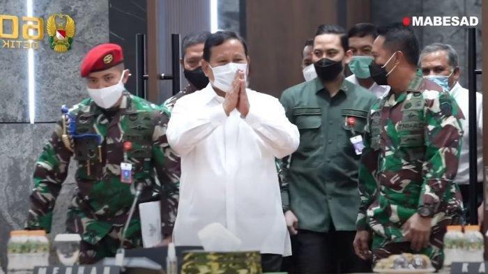Capres 2024 Masih Jauh, Elektabilitas Capres Dari Survei Terbaru, Prabowo Teratas Diikuti Anies