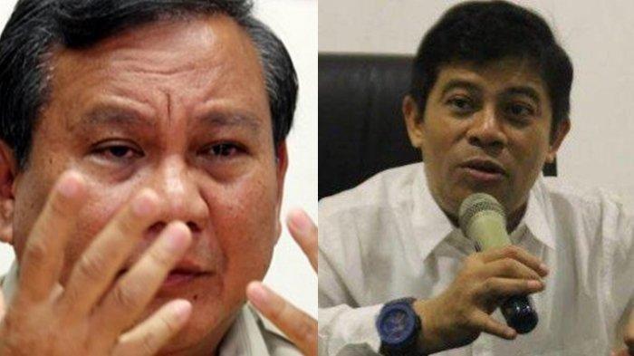 Anggota DPR Bernama Soepriyatno Meninggal Karena Covid-19, Kabar Duka Bagi Prabowo dan Gerindra