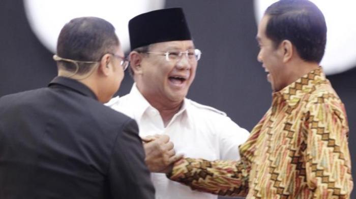 Pasangan Prabowo-Hatta  Unggul di OKU