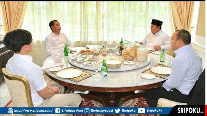 Jadi Tamu Pertama Jokowi di Tahun 2020, Prabowo Berikan Jawaban yang Mengejutkan, Ini Jawabannya!