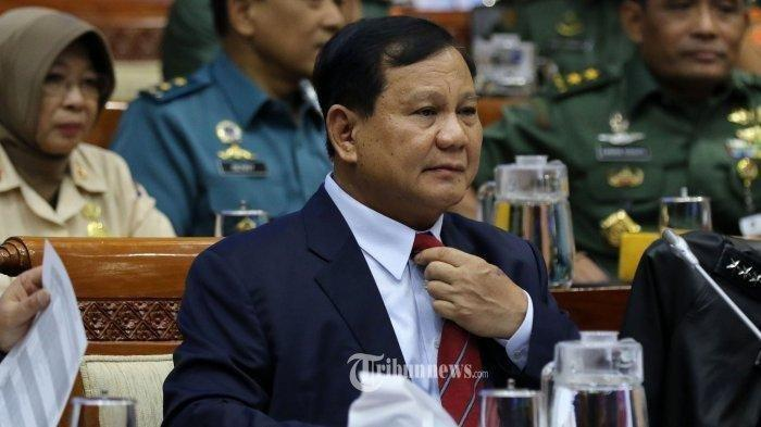 Prabowo Optimis KRI Nanggala-402 Segera Ditemukan, Mohon Doa Masyarakat