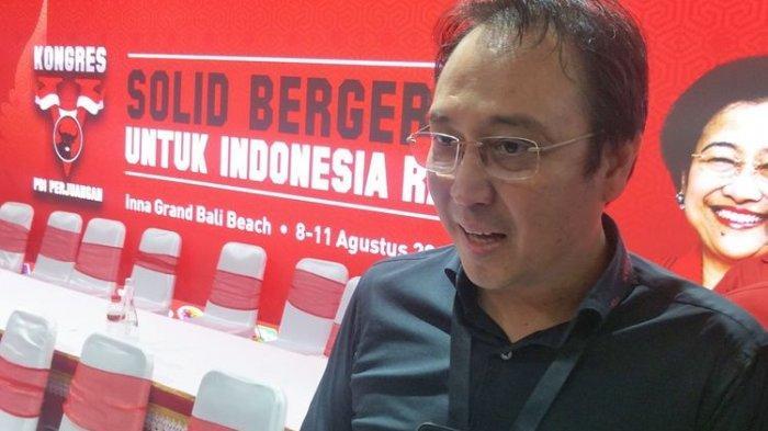 TIDAK Banyak yang Tahu, Konseptor Pidato Megawati, Ternyata Anaknya Sendiri, Prananda Prabowo