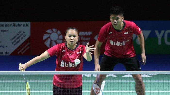 Hasil Bulutangkis New Zealand Open 2019 - Indonesia Kirim Wakil Paling Banyak ke Partai Final