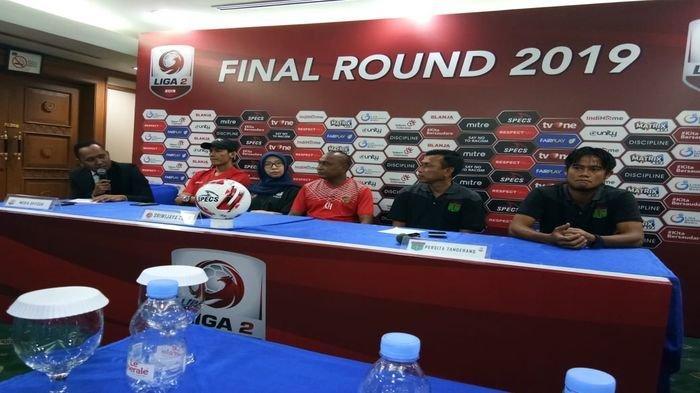 Menang Dua Kali di Babak Penyisihan Atas Sriwijaya FC, Widodo C Putro : Itu Pertandingan Masa Lalu
