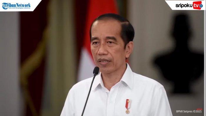 SEHARI Rp18,7 Triliun, Jokowi Sebut  Lockdown Terlalu Mahal: Tak Ada yang Berhasil dengan Cara Ini