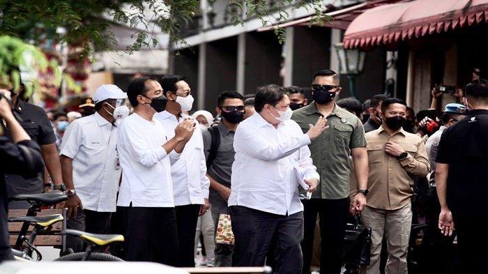 1 juta PKL dan Warung Kecil di Indonesia Kembali Mendapat Bantuan Uang Tunai Rp 1,2 Juta per Orang