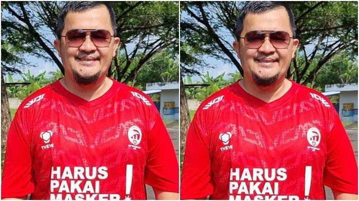 PresidenSriwijaya FC Kampanyekan Jersey Lawan Corona, Hendri Zainuddin: Jangan Terlena