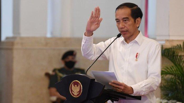 Jokowi Skakmat Menteri yang Korupsi: Saya tak akan Melindungi Koruptor, Bolak-balik Sudah Diingatkan