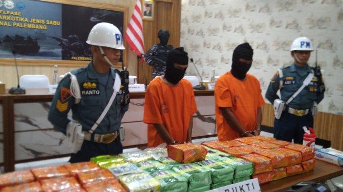 Dua Terdakwa Kurir 79 Kilogram Sabu di Palembang Divonis Hukuman Mati, Pengacara: Ini tidak Adil!