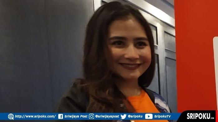 Prilly Latuconsina Sarankan Pemuda di Palembang Buka Usaha Daripada Nyampah di Akun Instagram Artis
