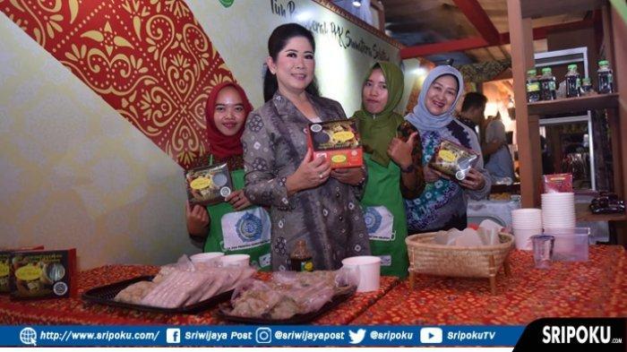 Pecahkan Rekor Kuliner Khas, Pempek Palembang Sehari Produksinya Capai 7 Ton