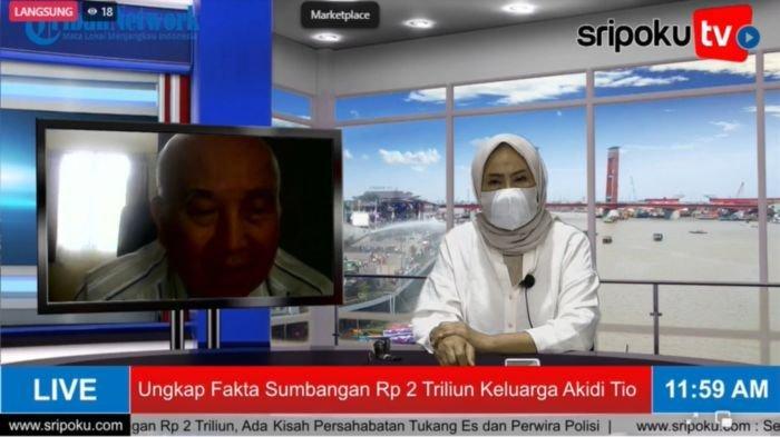 Sosok Keluarga Akidi Tio Diungkap Prof Hardi: 'Mereka Keluarga Sederhana, Tapi Mau Bantu Orang Lain'