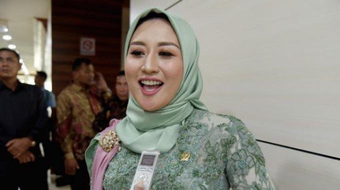 Profil Iis Rosita Dewi, Istri Menteri KKP Edhy Prabowo, Ternyata Anggota DPR RI Periode 2019-2024