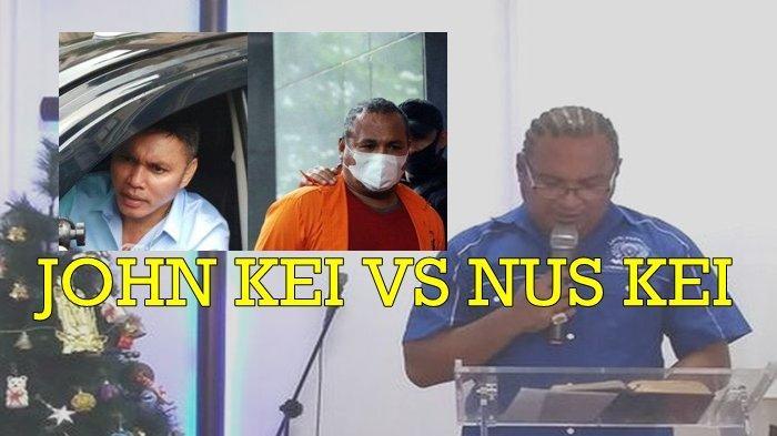 Profil John Kei Sang Godfather of Jakarta Dikenal Dermawan dan Jadi Pendeta Pasca dari Nusakambangan