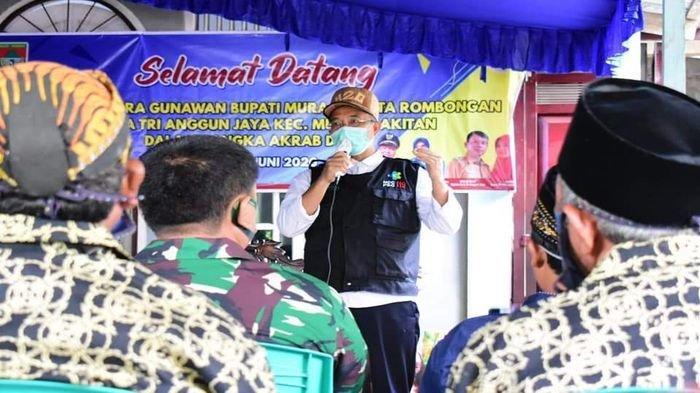 Bupati Musirawas: Program Akrab Desa Sarana Komunikasi dan Serap Aspirasi Masyarakat