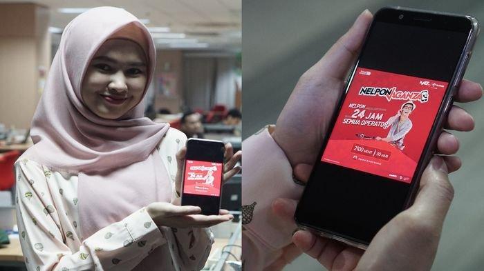 Program Nelpon Vaganza Telkomsel, Bayar Rp 5.000 Bisa Telepon Sepuasnya