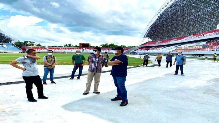 Sriwijaya FC Kirim Tantang ke 3 Tim Liga 1 Indonesia Untuk Jajal Stadion Gelora Sriwijaya Jakabaring