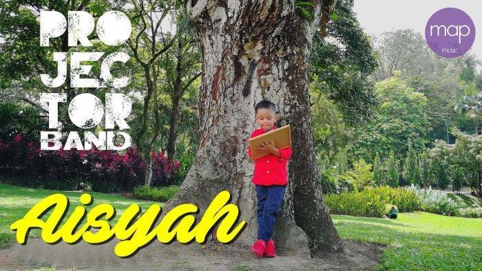 Lirik Lagu Aisyah oleh Projector Band & Sosok di Balik Lagu Aisyah Istri Rasulullah yang Trending