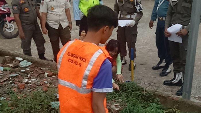62 Warga Jakabaring Palembang Terjaring Langgar Protokol Kesehatan Covid-19, Ada dari Jawa Barat