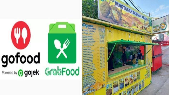 Promo GoFood Martabak Durian Abah di Palembang, Beli Dua Gratis Satu Minuman