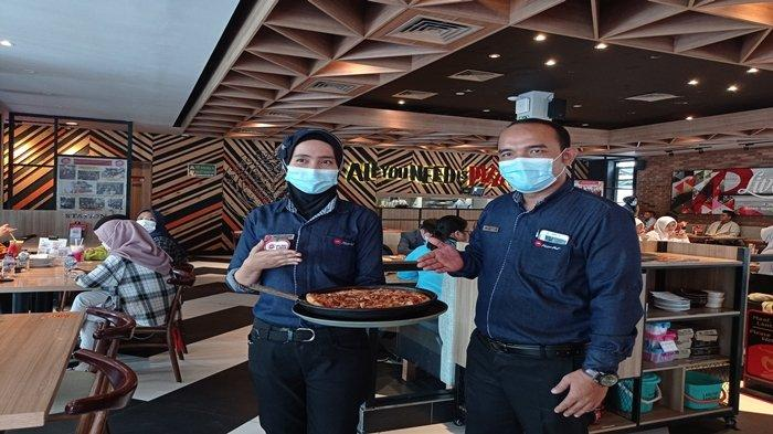 Syarat dan Ketentuan Promo Pizza Hut All You Can Eat, Kini Tarif Ditentukan Berdasarkan Tinggi Badan