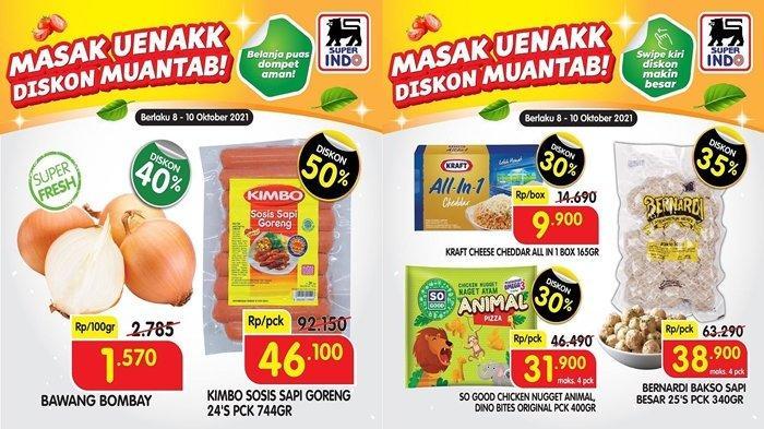 Promo Superindo, Produk Olahan Daging Diskon Hingga 50 Persen