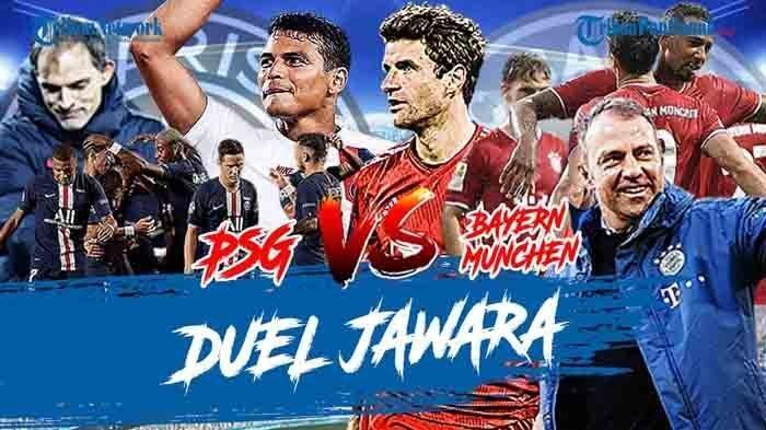 LIVE SCTV, Siaran Langsung Liga Champions PSG vs Bayern Munchen & Chelsea vs Porto Akses Disini