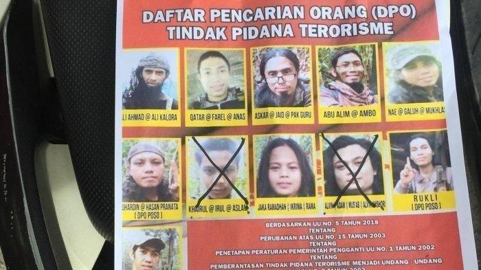 KEPERGOK Patroli, Teroris Poso Dihujani Tembakan Pasukan TNI-Polri, 1 Tewas: 2 Jenazah Membusuk