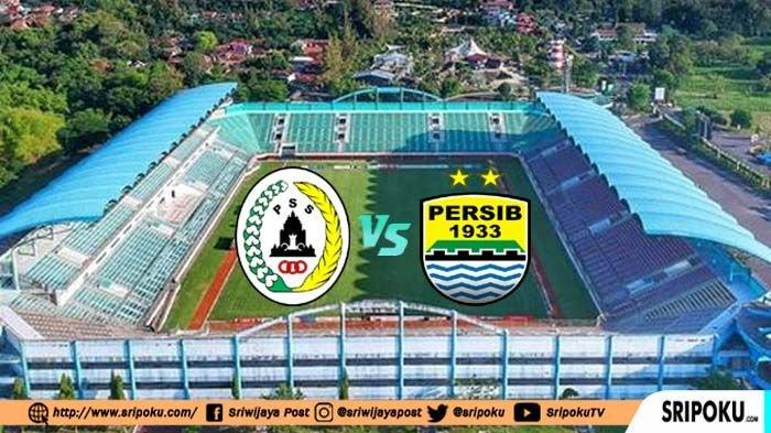 Hasil Piala Menpora Persib vs PSS Sleman, Peluang Irfan & Salto Saddam Melambung, Skor Masih Imbang
