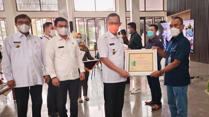 PT Bukit Asam Tbk Pelabuhan Tarahan, Raih Penghargaan 'Zero Accident'