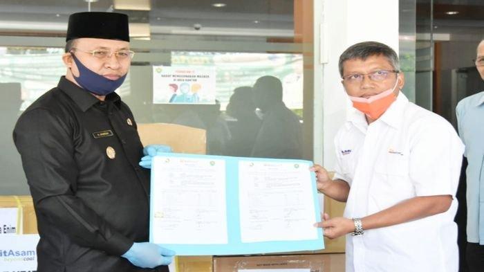 PTBA Bantu 14 Ventilator Untuk Rumah Sakit di Sumsel