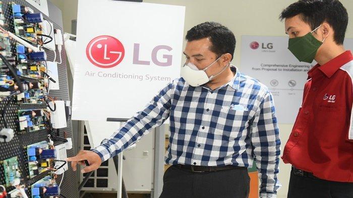 Siapkan Pusat Traning AC LG, untuk Tingkatkan Kepuasan Konsumen