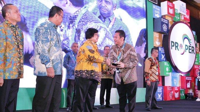 PT Medco E&P Indonesia Raih Proper Emas Delapan Tahun Berturut-turut