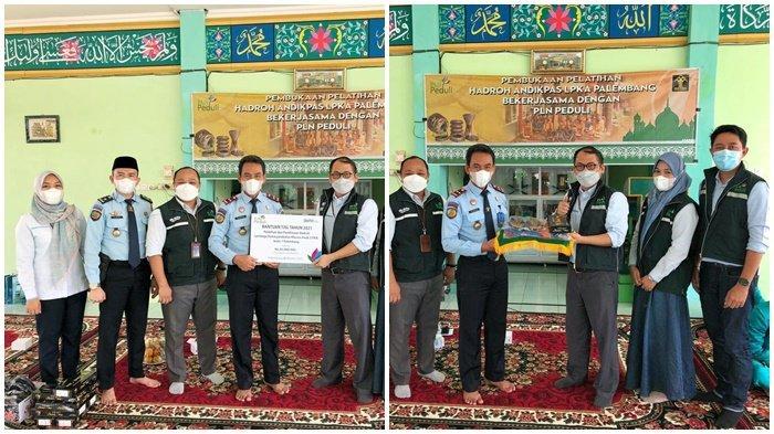 Berikan Bantuan & Pelatihan ke LPKA Kelas 1 Palembang, PLN Dukung Andikpas Siap Terjun ke Masyarakat