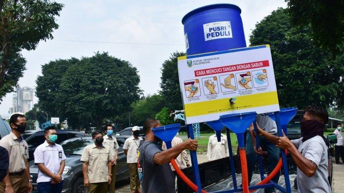 Sebagai anak usaha PT Pupuk Indonesia (Persero), sejak awal pandemi merebak di Indonesia, Pusri telah mengambil langkah strategis dalam usaha penanggulangan Covid-19 di Sumatera Selatan.