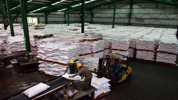 Pusri Palembang Pastikan Distribusi Pupuk Subsidi Sesuai E-RDKK Kec Rambutan Banyuasin 940 Ton Pupuk