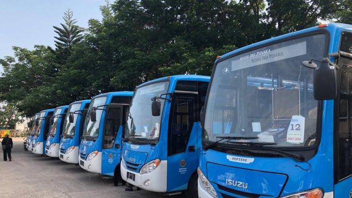 Berita Palembang: Tarif Pelajar Rp5 Ribu, Bus Trans Musi dan LRT Terapkan Tiket Terusan