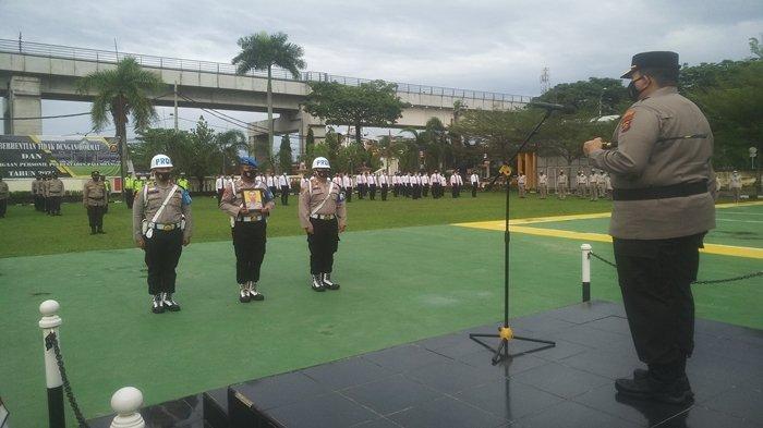 Salah Satunya Narkoba, Oknum Berpangkat Brigadir di Palembang Ini Lakukan Tiga Kesalahan Sekaligus