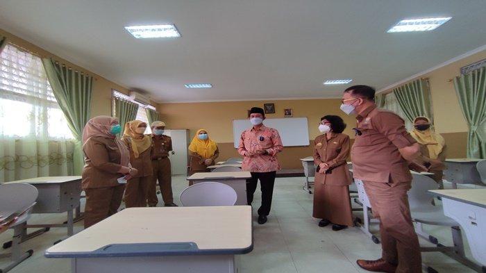 Daftar 30 SMP di Palembang yang Gelar Sekolah Tatap Muka, Mulai Senin 6 September 2021