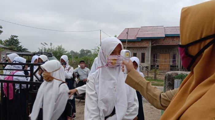 Evaluasi PTM Terbatas di Muaratara, Meski Tak Ada Klaster Sekolah, Satgas Covid-19 Minta Tak Abai