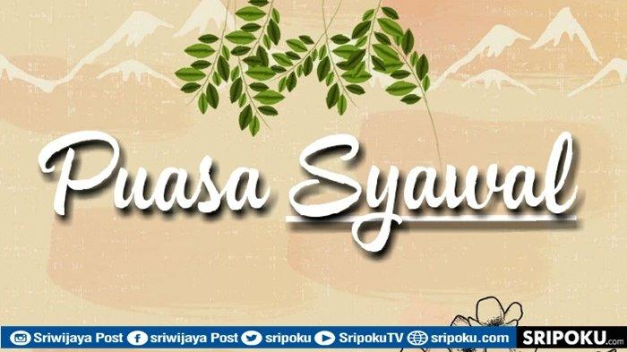 Puasa Sunat Syawal