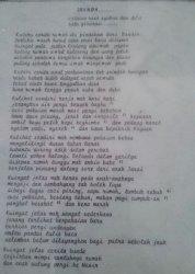 Tiga Puisi Suasana, Perasaan dan Kata Hati Karya Tiga Penyair Hebat dari Bumi Rencong, Prov. Aceh