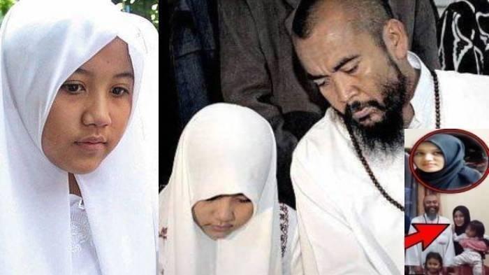 BEDA USIA 42 Tahun, Begini Kondisi Terkini Bocah 12 Tahun yang Dinikahi Syekh Puji: Berubah Drastis