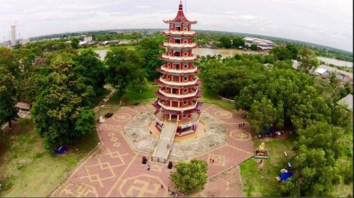 Fakta Terbaru Di Pulau Kemaro Palembang Pada Tahun 1971 Masih Ditemukan Tulisan Huruf Arab Melayu Sriwijaya Post